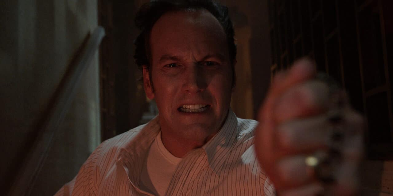 [Review] Love in a Time of Jumpscares, or- THE CONJURING: THE DEVIL MADE ME DO IT