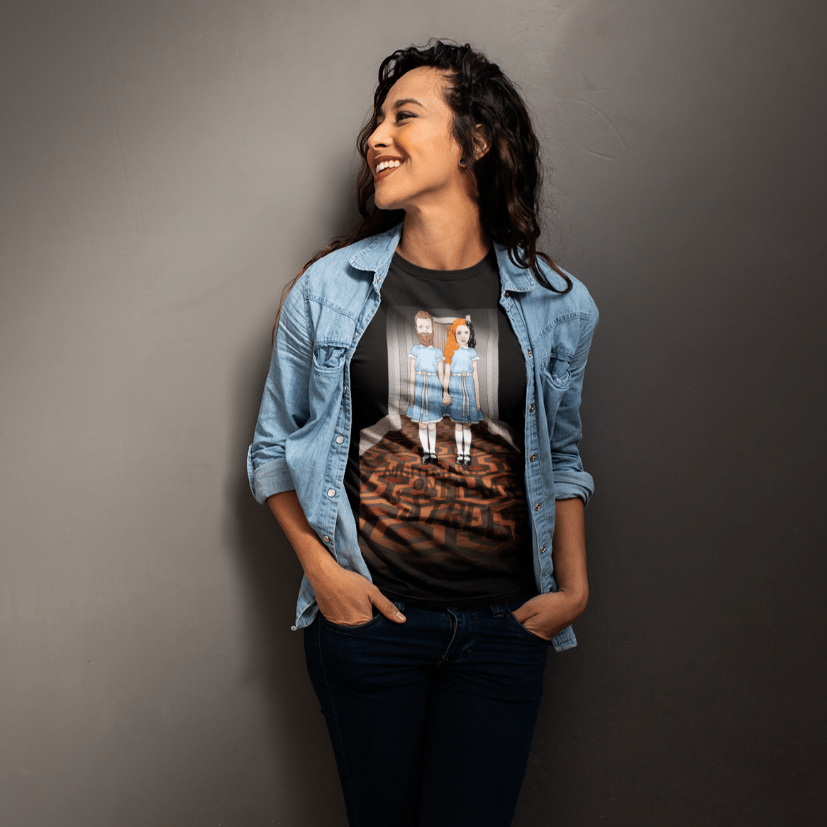 mockup-of-a-woman-casually-leaning-on-a-wall-wearing-a-t-shirt-24653.png