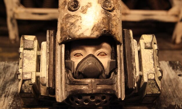 [#Fantasia2021 Review] Enter The Industrial Wasteland of Stop-Motion Animation Epic JUNK HEAD
