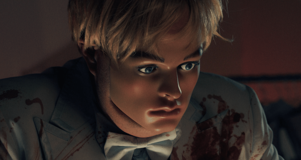 [Popcorn Frights 2021 Review] 80's Inspired Slasher PRETTY BOY is A Neon-Soaked Valentine's Day Bloodbath
