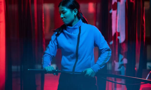 [#Fantasia2021 Review] Heads Roll in Action-Packed Samurai Crime Story YAKUZA PRINCESS