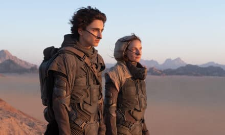 [#TIFF21 Review] You Don't Have To Know A Damn Thing About DUNE To Like DUNE. Take It From Me, A Lifelong DUNE Avoider