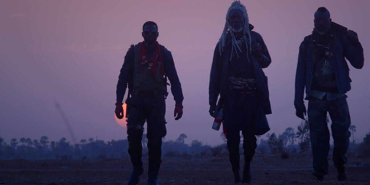 [#TIFF21 Review] Genre Mashup SALOUM Sends Three Mercenaries on A Revenge Mission in A Cursed Land